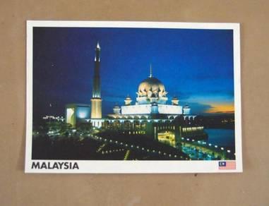 Big Size Postcard - Malaysia (7 x 5 inches)