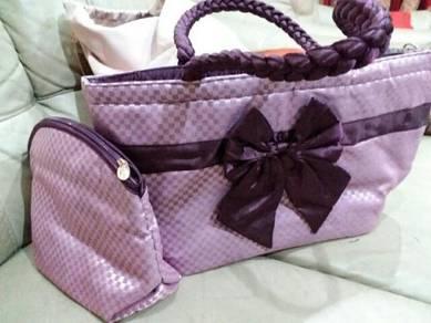 Purple beg