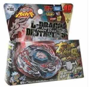 Takara Tomy Metal Fusion Beyblade Bb108 L Drago De
