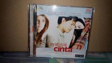 CD Ayat-Ayat Cinta Soundtrack