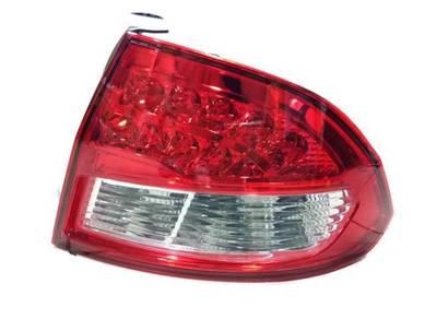 Saga FL tail lamp RED WHITE