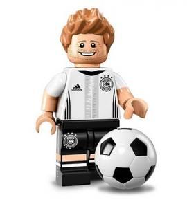LEGO 71014 German FT Benedikt Howedes #4