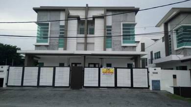 2 Storey Cluster Semi-D House at Batu Gajah, Perak