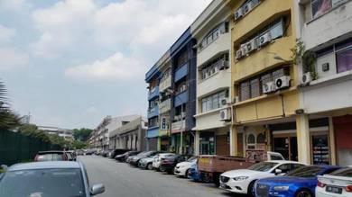 PJS 1 4 Storey Corner Shop Office Petaling Utama Jln Klang Lama Sunway