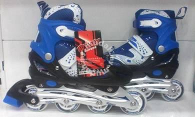 Rollerblade adjustable kasut roda kanak2 offer -=