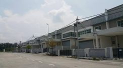 Klebang Industrial Park Factory for Rent