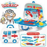 Tool Toy-Portable Suitcase Children's Pretend Play