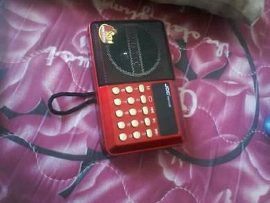 Mp3 + radio