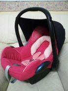 Maxi Cosi Limited Edition Carseat