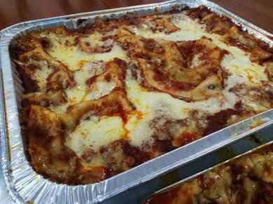 Lasagna.Delicious
