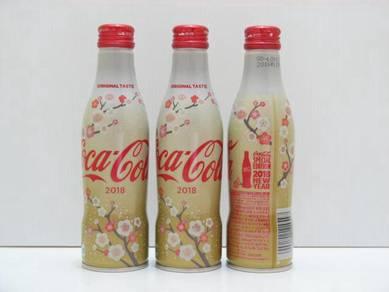 Coca-Cola Coke Spring 2018 Aluminium Bottle