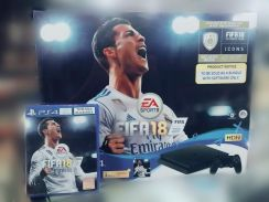 SONY FOR PlayStation PS4 FIFA 18 BUNDLE