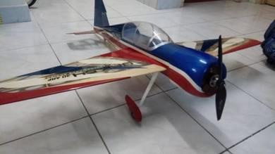 Yak 54 EP 3D RC plane