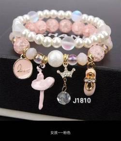 Roman Charm Bracelets J1810
