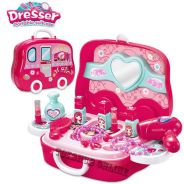 Make up Suitcase Children's Pretend Play Toy Dres