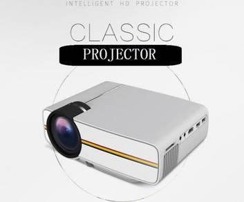Home led projector cinema 120inch hdmi,vga,usb