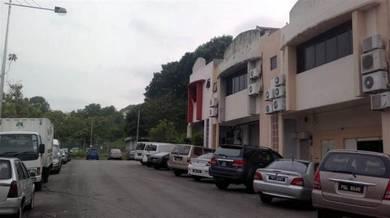 Taman Bukit Jambul Block C Near Bukit Jambul Kompleks I Avenue