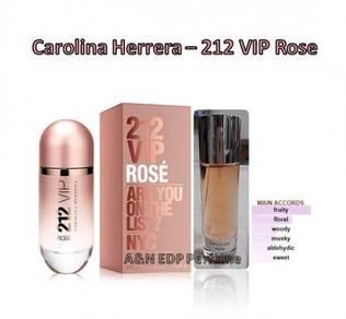 Carolina Herrera - 212 VIP Rose EDP Perfume 35ml