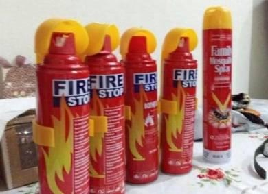 Portable fire extinguisher / pemadam api 03