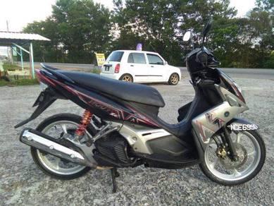 Yamaha Nouvo-LC Murah