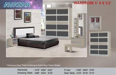 Bedroom set - a8447