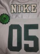 Vintage nike speel out rugby jersey hip hop