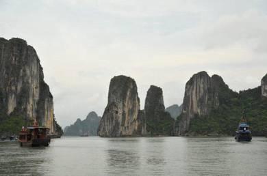 AMI Travel | Overnight Cruise Halong Bay 4D3N