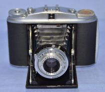 Antique agfa isolette ii german mechanical camera