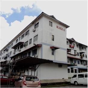 Apartment - Indah Jaya Apartment, Off Km 7.6, Jalan Utara, Sandakan