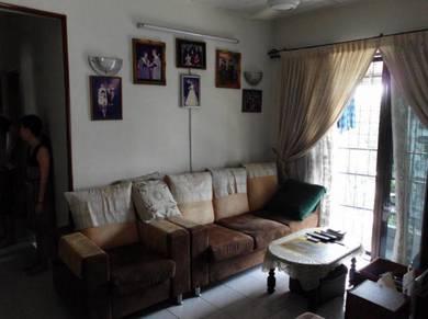 Asia height apartment ayer itam