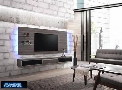 Tv cabinet (full set) -a8649