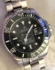 Jam large 44 mm Submariner Ceramic watch
