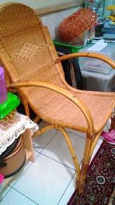 Rotan/rattan chair