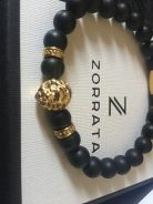 Zorrata gold matte lion