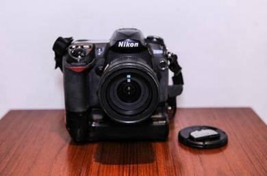 Nikon d200 barang baik