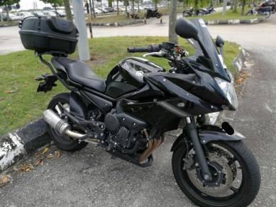 Yamaha Xj6 2012 diversion