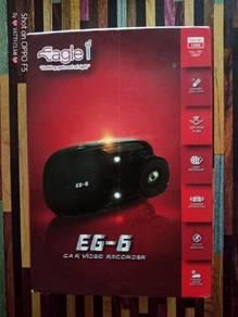 Eagle i (EG-6) car video recorder