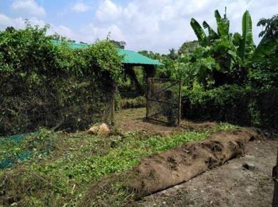 Tanah Ulu Yam, Reban Ayam, Kolam Air, Rumah Pekerja Ulu Yam KL