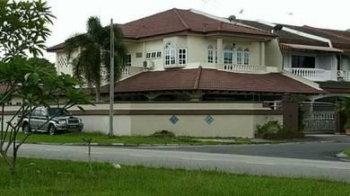 Biggest lot size in the area Ipoh, Perak