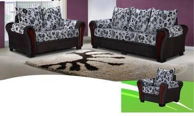 Sofa set 1+2+3-1173