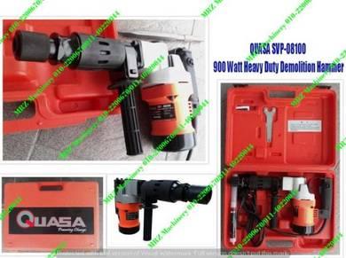 QUASA 900 Watt Heavy Duty Demolition Hammer