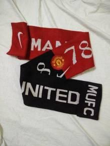 MUFC Nike mafla scaft
