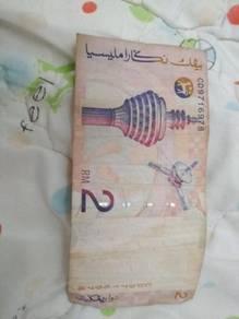 2Ringgit malaysia old money