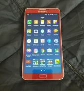 Samsung note 3 red edition