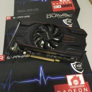 Sapphire RX 560 4Gb Radeon Graphic Card Video