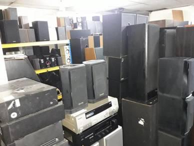 Ku 2nd speaker sound sistem