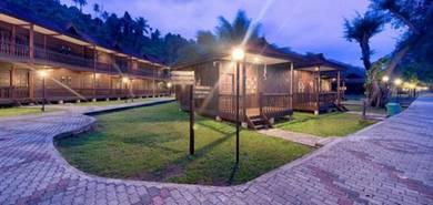AMI Travel | 2D1N ke Tad Marine Resort