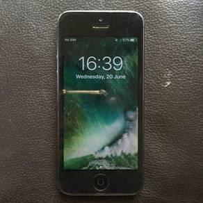 Iphone 5 32gb grey