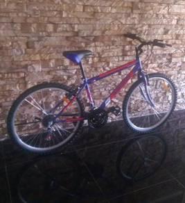 0% GST MTB Bicycle Basikal 26