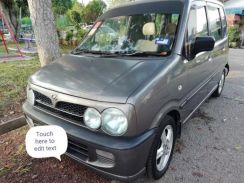Used Perodua Kenari for sale
